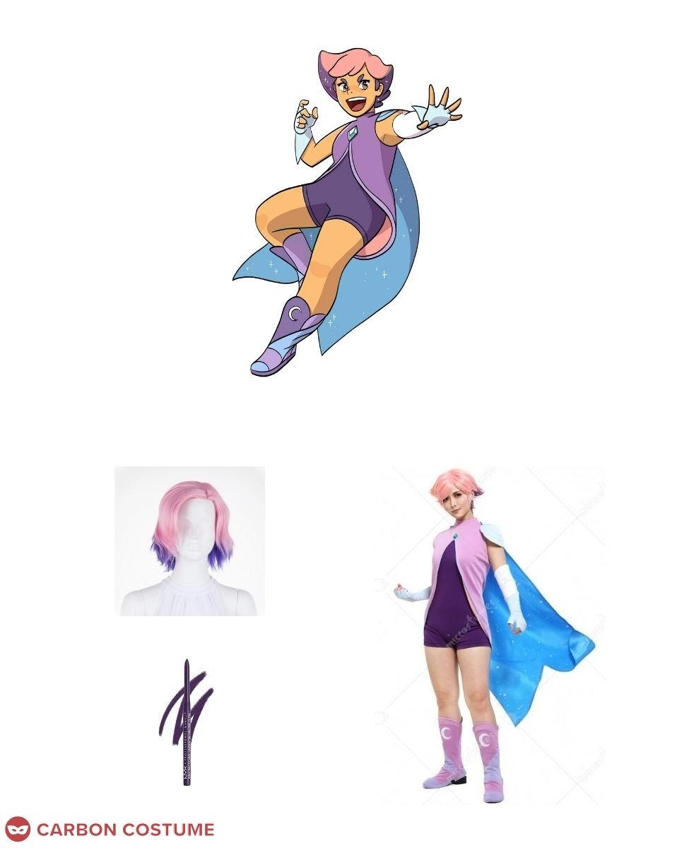 Glimmer from She-Ra and the Princesses of Power Cosplay Guide