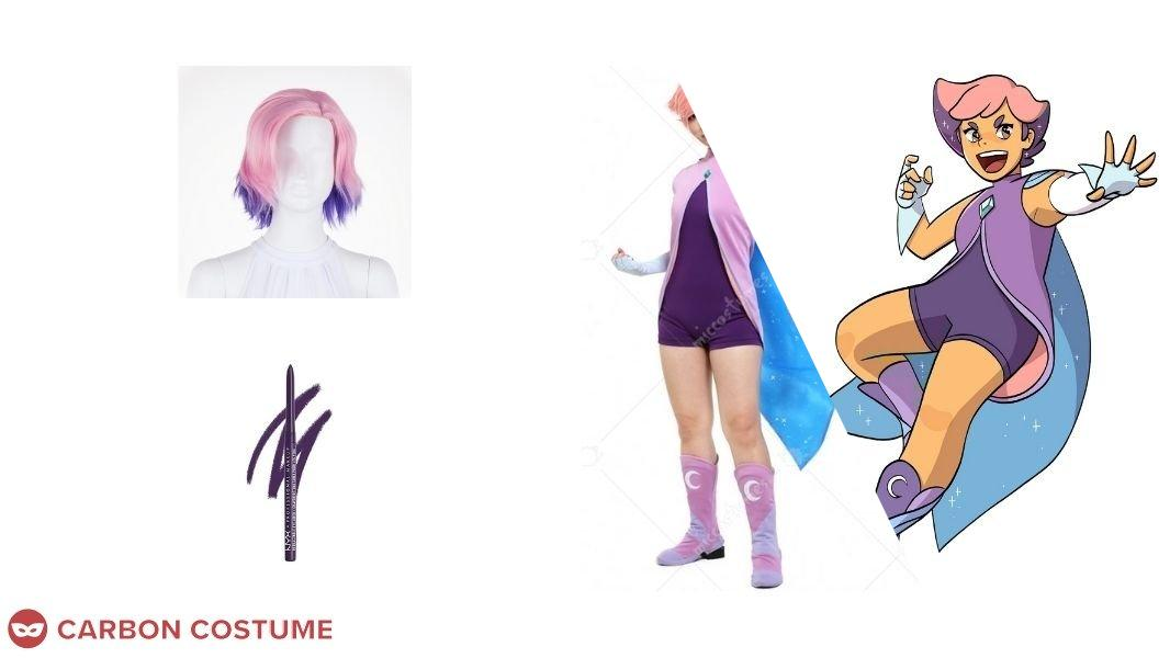 Glimmer from She-Ra and the Princesses of Power Cosplay Tutorial