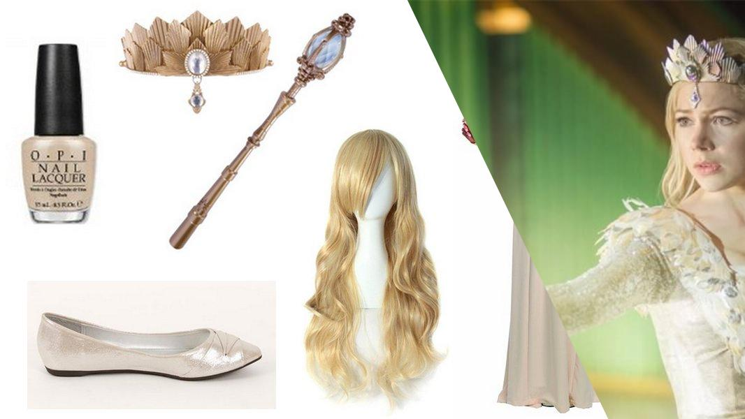 Glinda from Oz the Great and Powerful Cosplay Tutorial