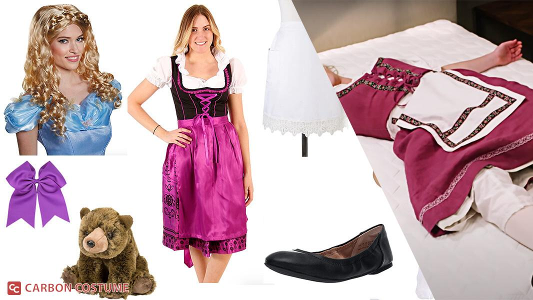 Goldilocks from Purple Mattress Cosplay Tutorial