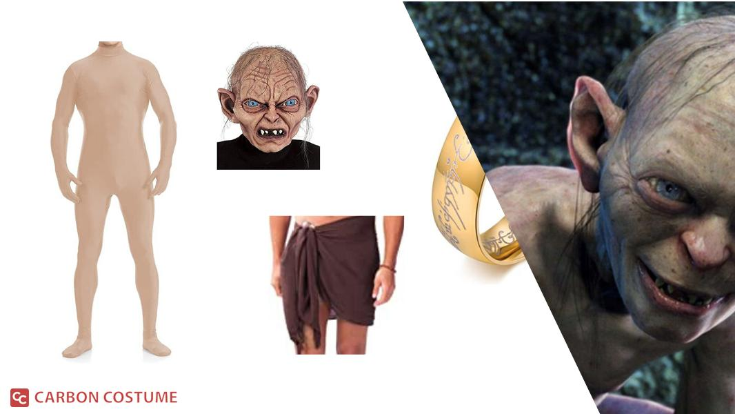 Gollum from Lord of the Rings Cosplay Tutorial