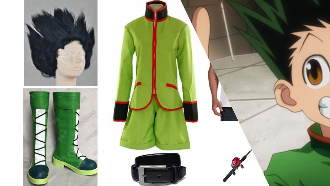 Gon Freecss Cosplay Tutorial