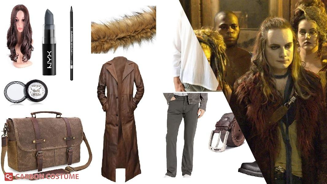 Graverobber from Repo! The Genetic Opera Cosplay Tutorial