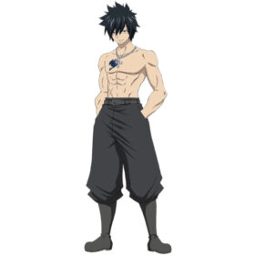 gray fullbuster from fairy tail