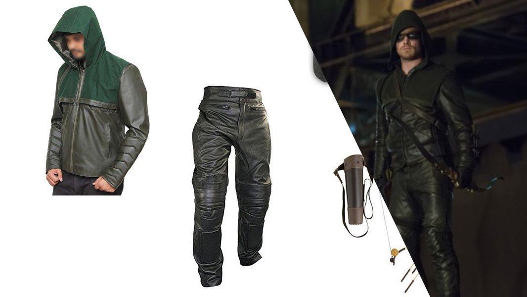 Green Arrow Cosplay Tutorial