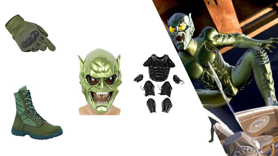 Green Goblin (Norman Osborn) Cosplay Tutorial
