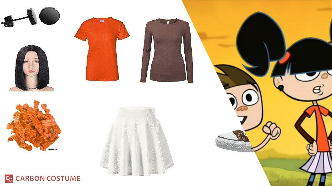 Gretchen from Camp Lakebottom Cosplay Tutorial