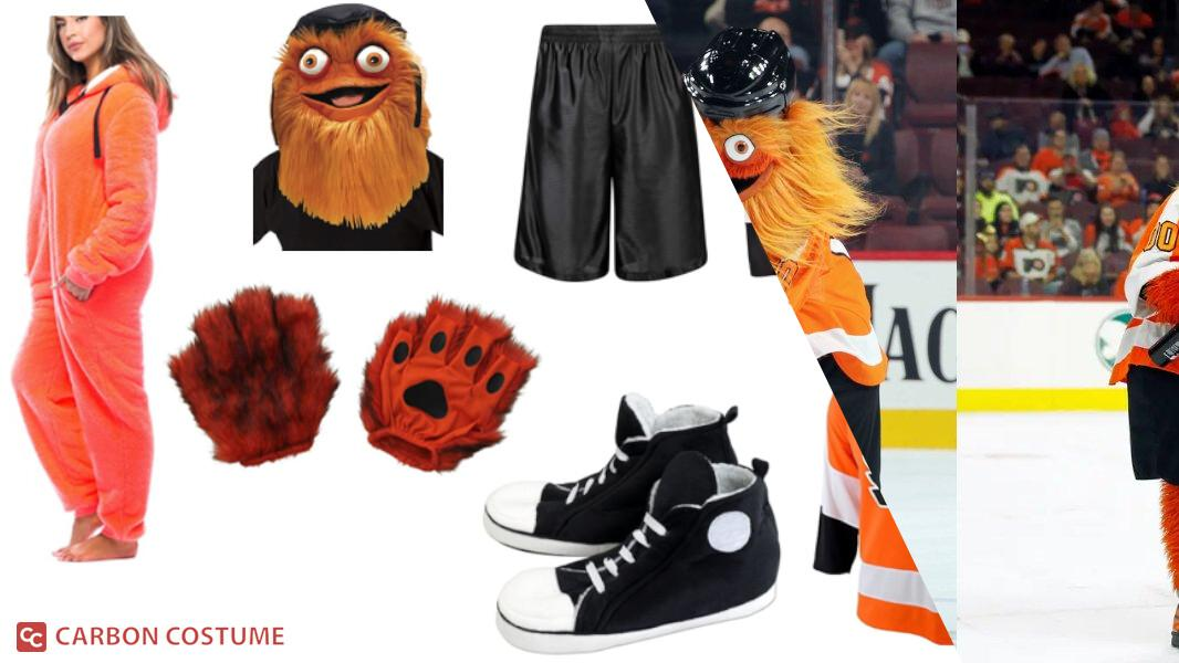 Gritty Cosplay Tutorial