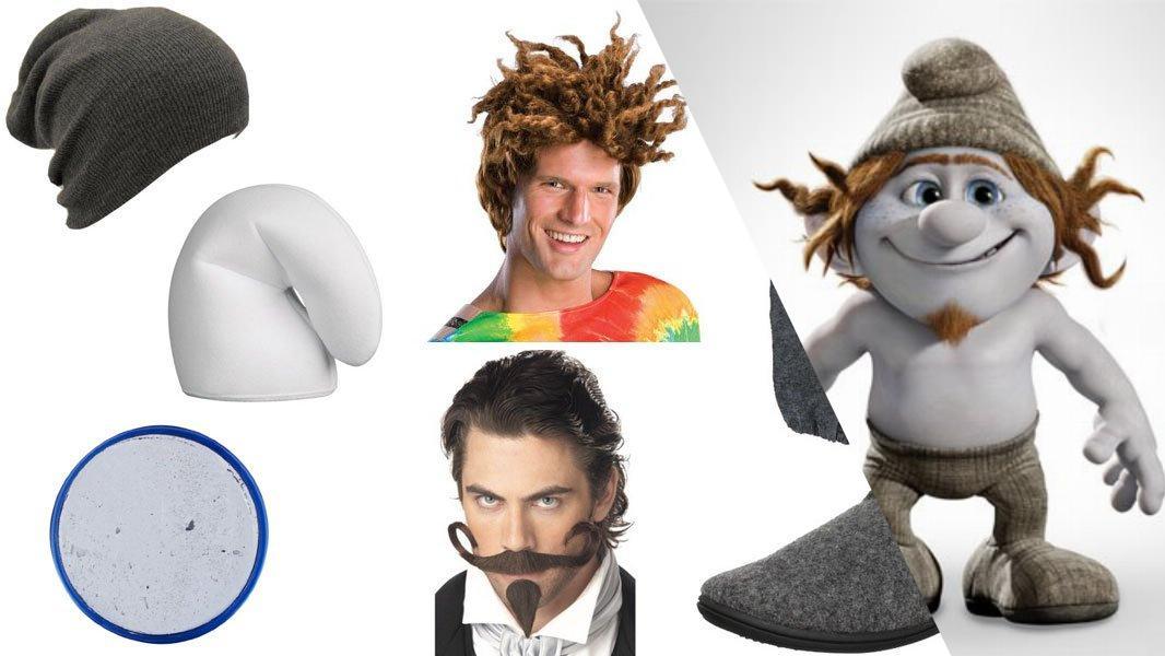 Hackus the Naughty Smurf Cosplay Tutorial