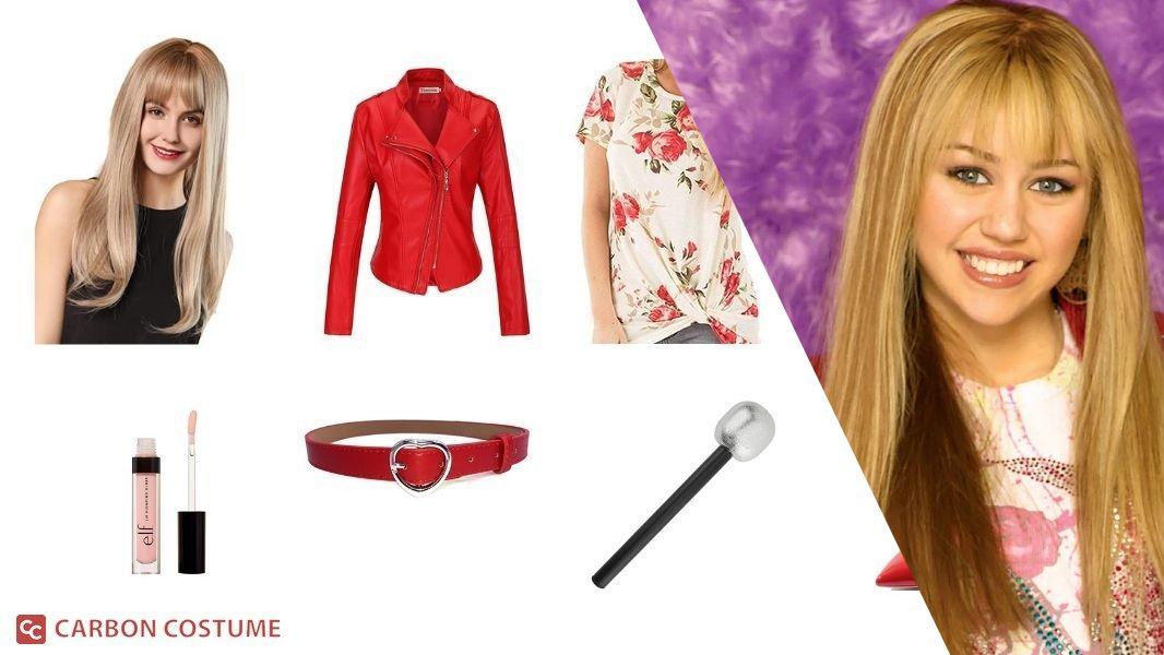Hannah Montana Cosplay Tutorial