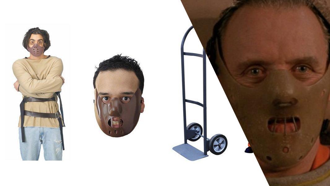 Hannibal Lecter Cosplay Tutorial