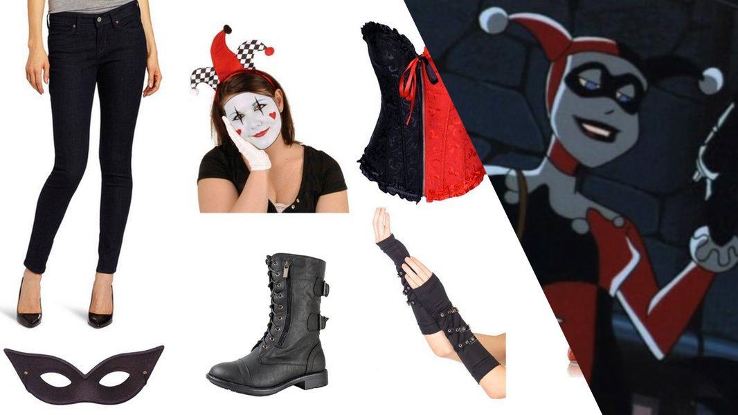 Harley Quinn Cosplay Tutorial