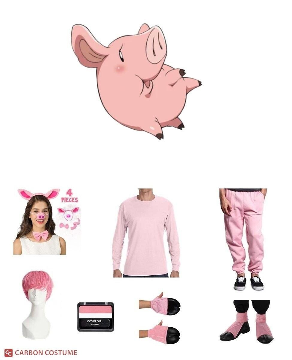 Hawk from Seven Deadly Sins Cosplay Guide
