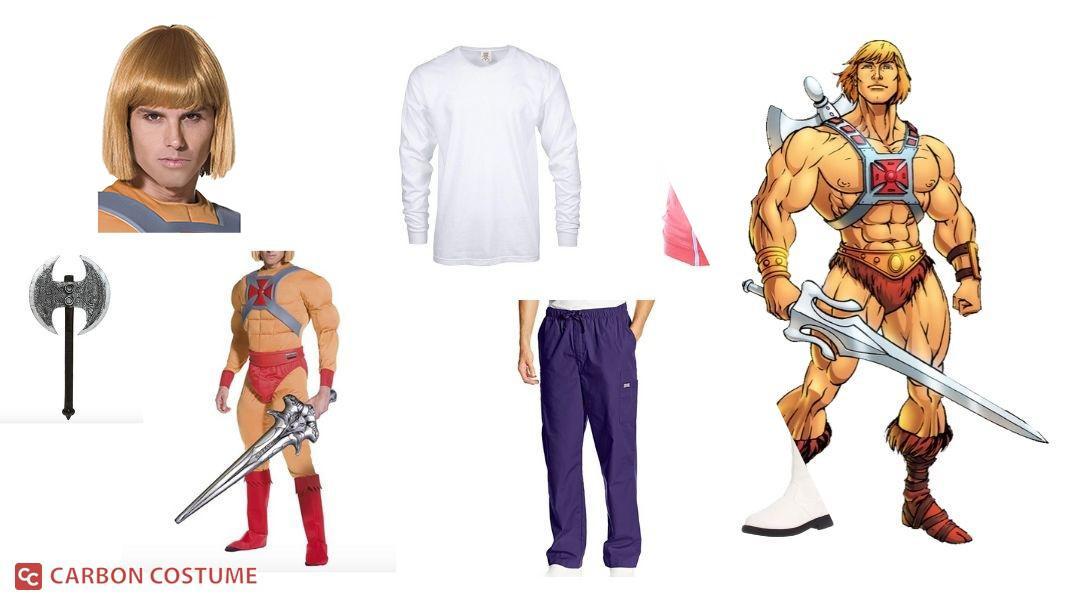 He-Man Cosplay Tutorial