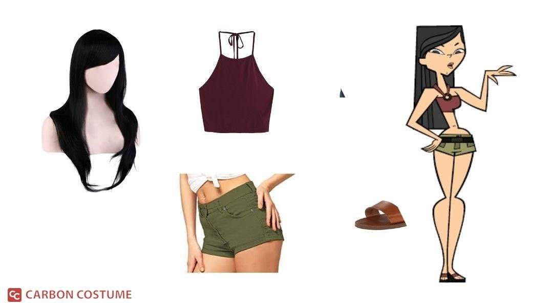 Heather from Total Drama Island Cosplay Tutorial