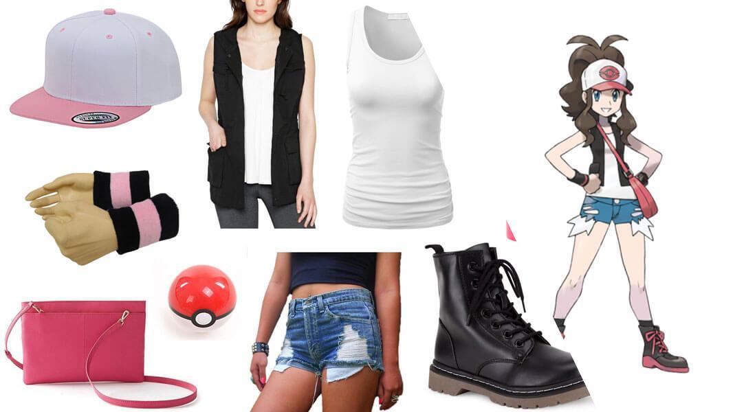 Hilda from Pokemon Cosplay Tutorial