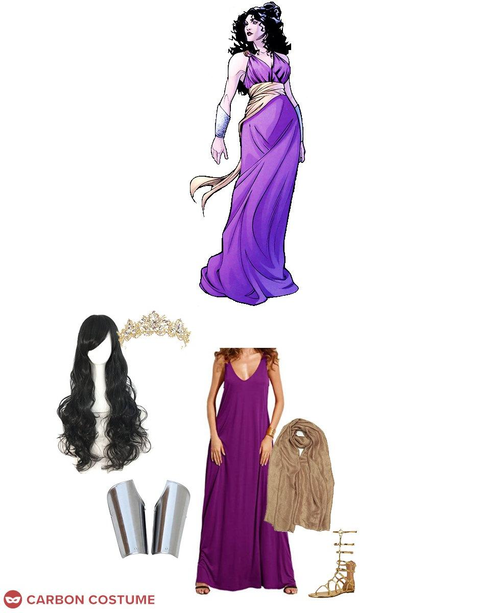 Hippolyta Cosplay Guide