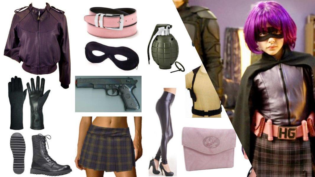 Hit-Girl Cosplay Tutorial