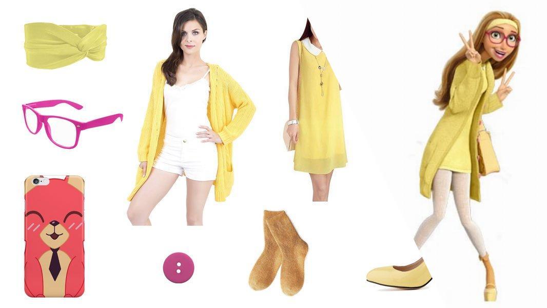 Honey Lemon Cosplay Tutorial