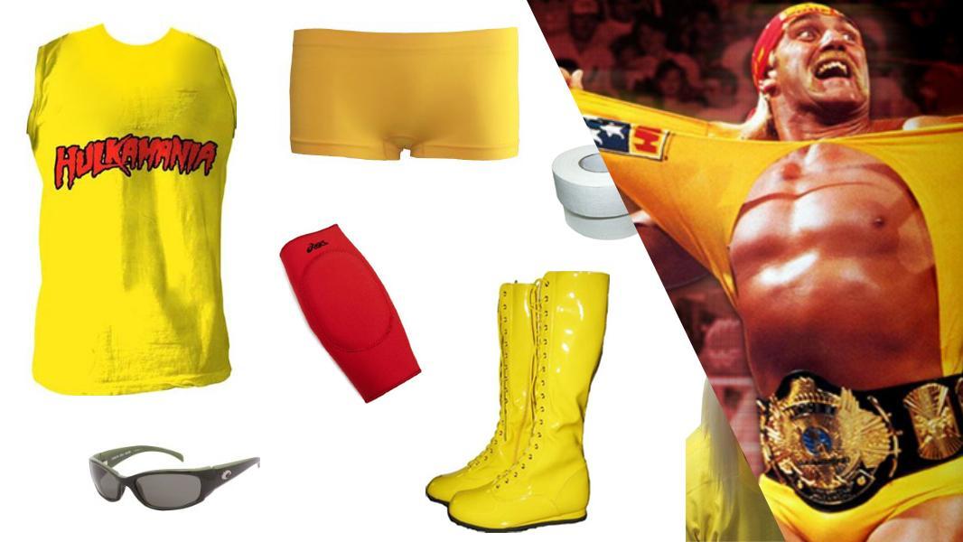 Hulk Hogan Cosplay Tutorial