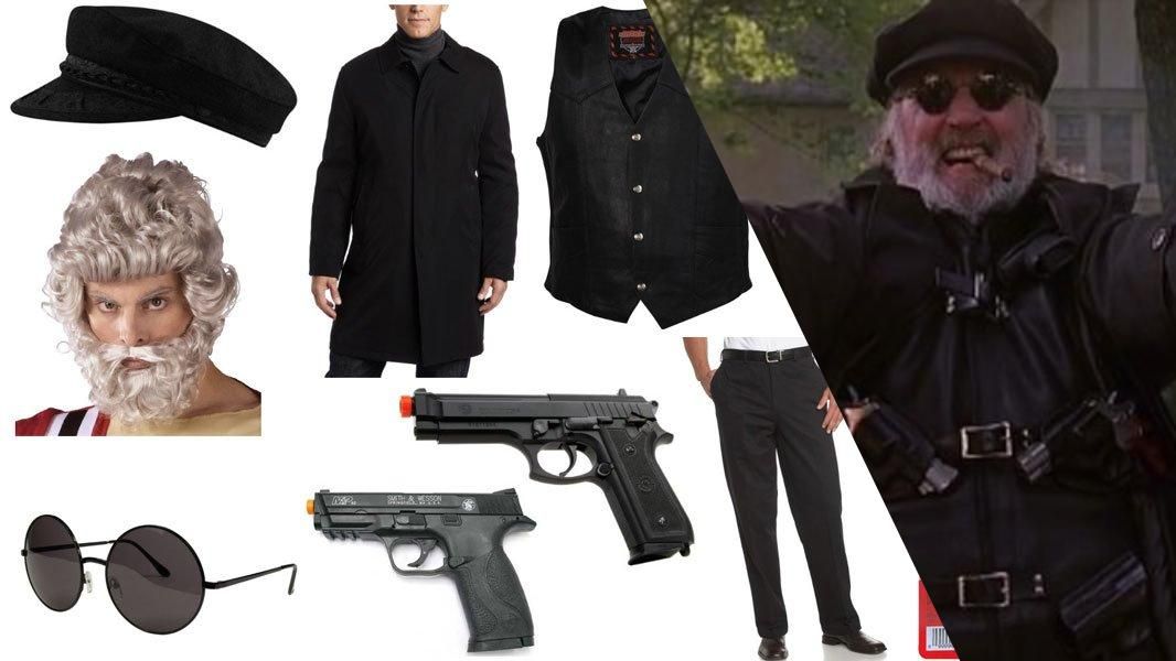 Il Duce Cosplay Tutorial