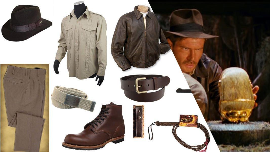 Indiana Jones Cosplay Tutorial