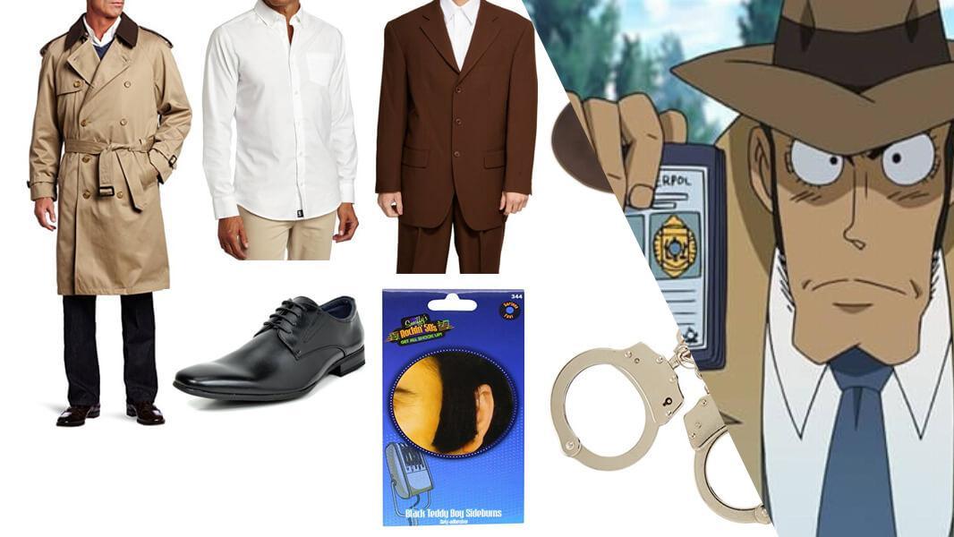 Inspector Zenigata Cosplay Tutorial