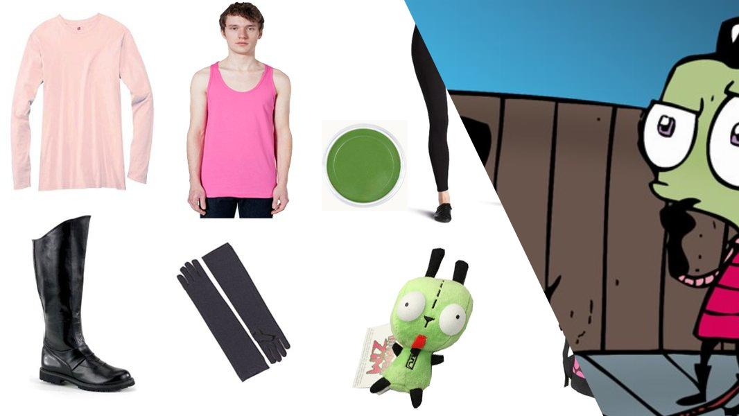 Invader Zim Cosplay Tutorial