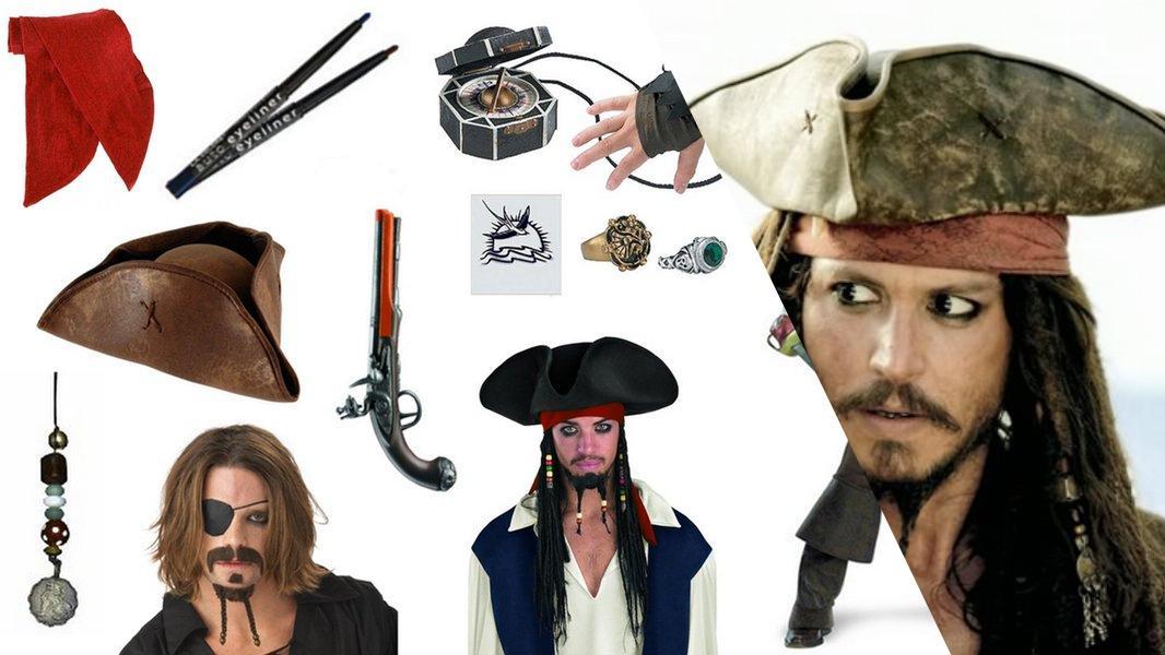 Jack Sparrow Cosplay Tutorial