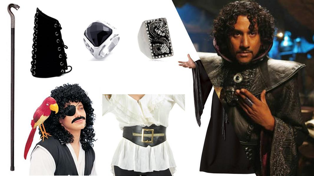 Jafar from Once Upon a Time in Wonderland Cosplay Tutorial