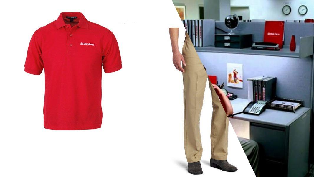 Jake from State Farm Cosplay Tutorial