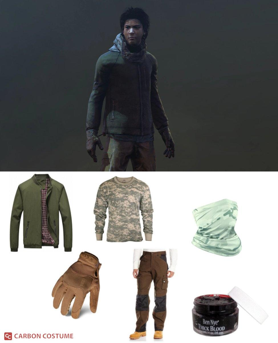 Jake Park from Dead by Daylight Cosplay Guide