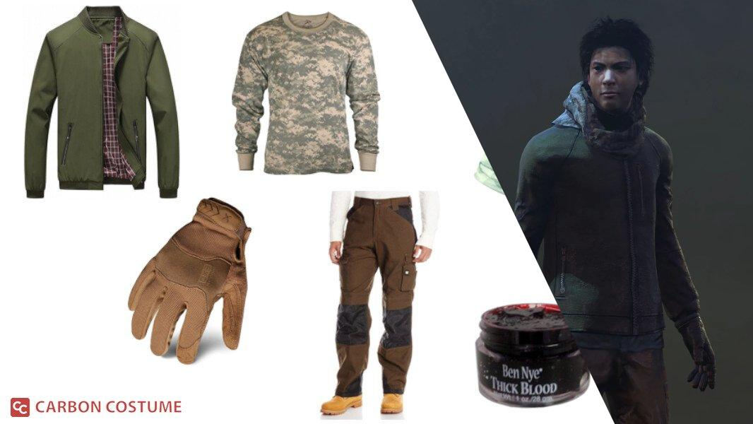 Jake Park from Dead by Daylight Cosplay Tutorial