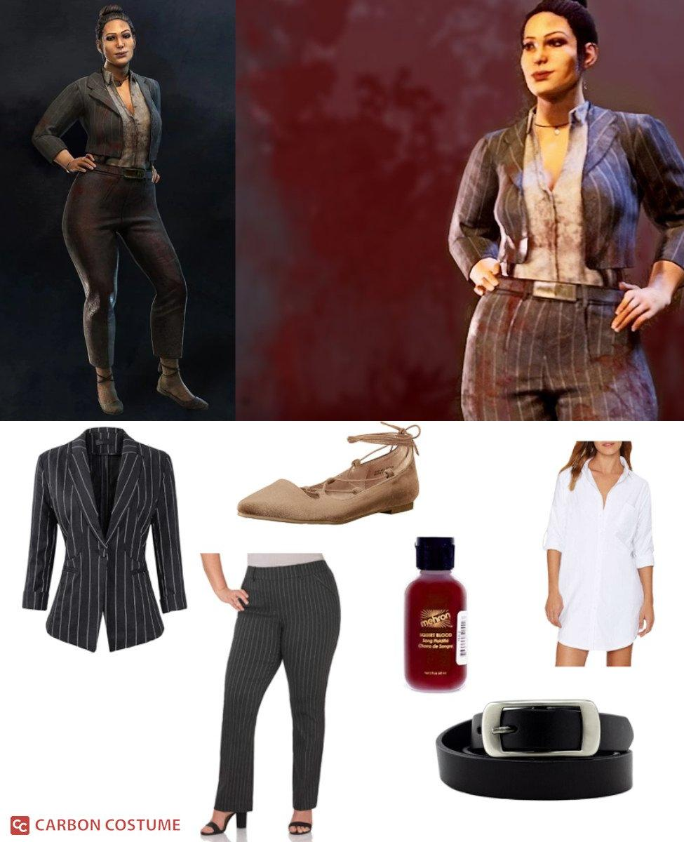 Jane Romero from Dead by Daylight Cosplay Guide