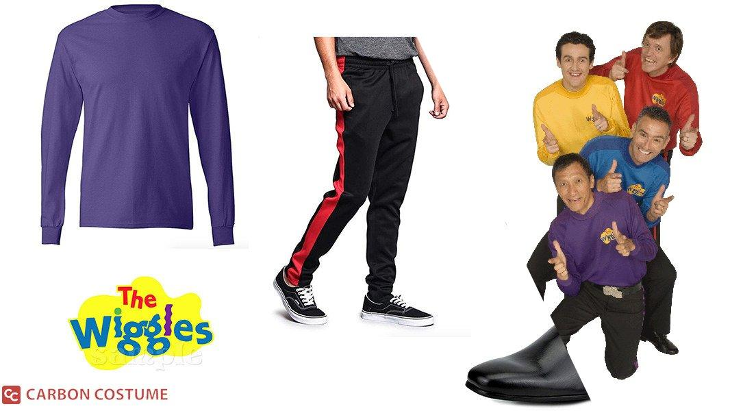 Jeff from The Wiggles Cosplay Tutorial