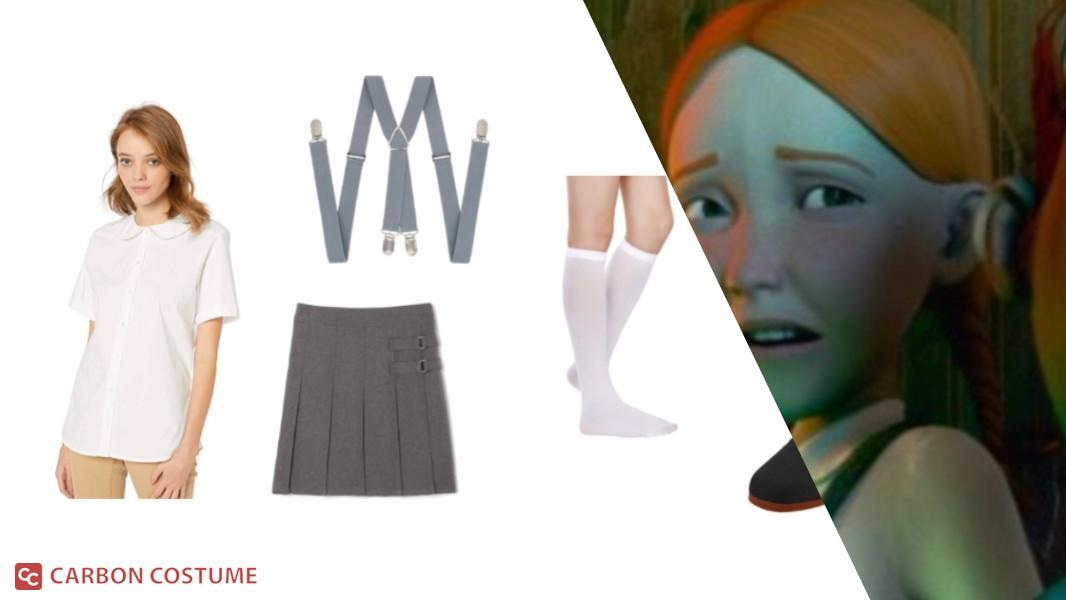 Jenny from Monster House Cosplay Tutorial