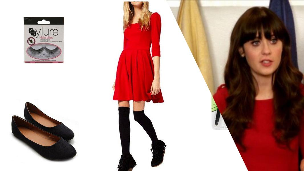 Jessica Day from New Girl Cosplay Tutorial