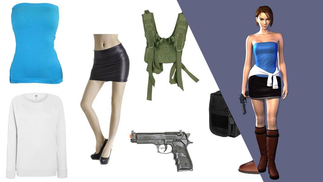 Jill Valentine Cosplay Tutorial