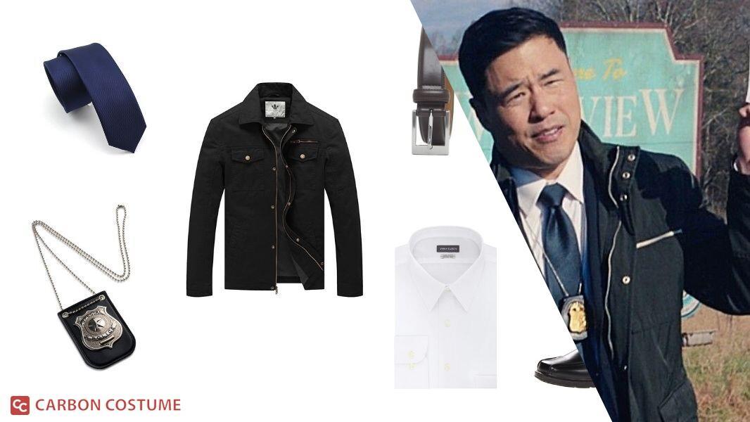 Jimmy Woo in WandaVision Cosplay Tutorial