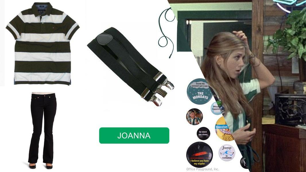 Joanna from Office Space Cosplay Tutorial