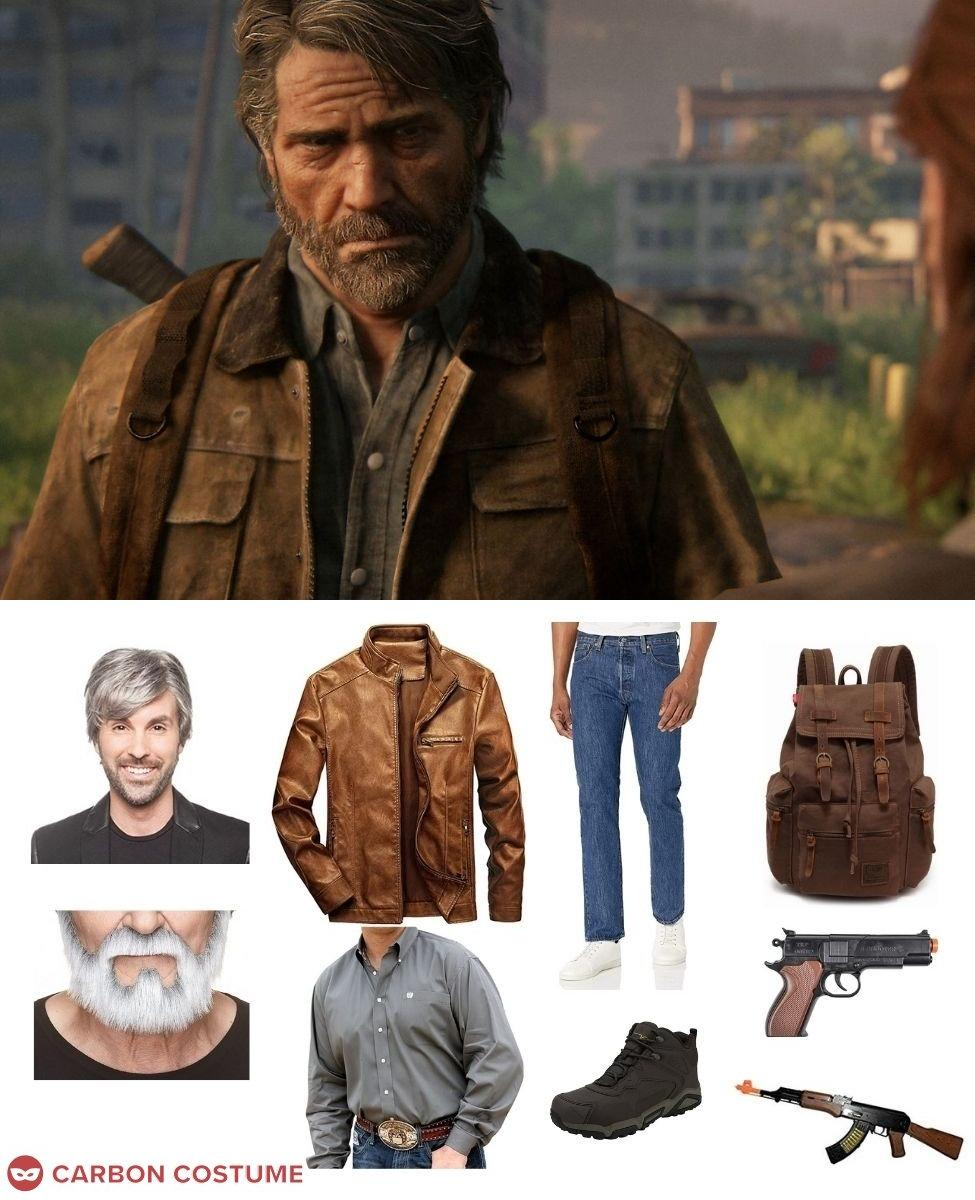 Joel from The Last of Us 2 Cosplay Guide