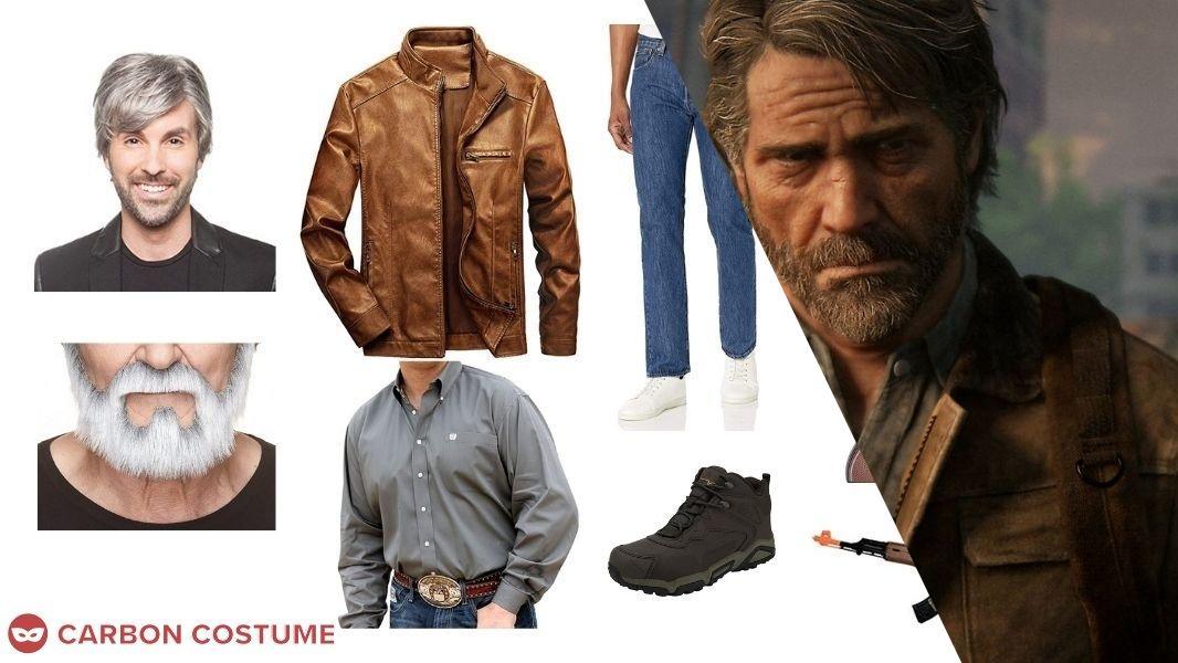 Joel from The Last of Us 2 Cosplay Tutorial