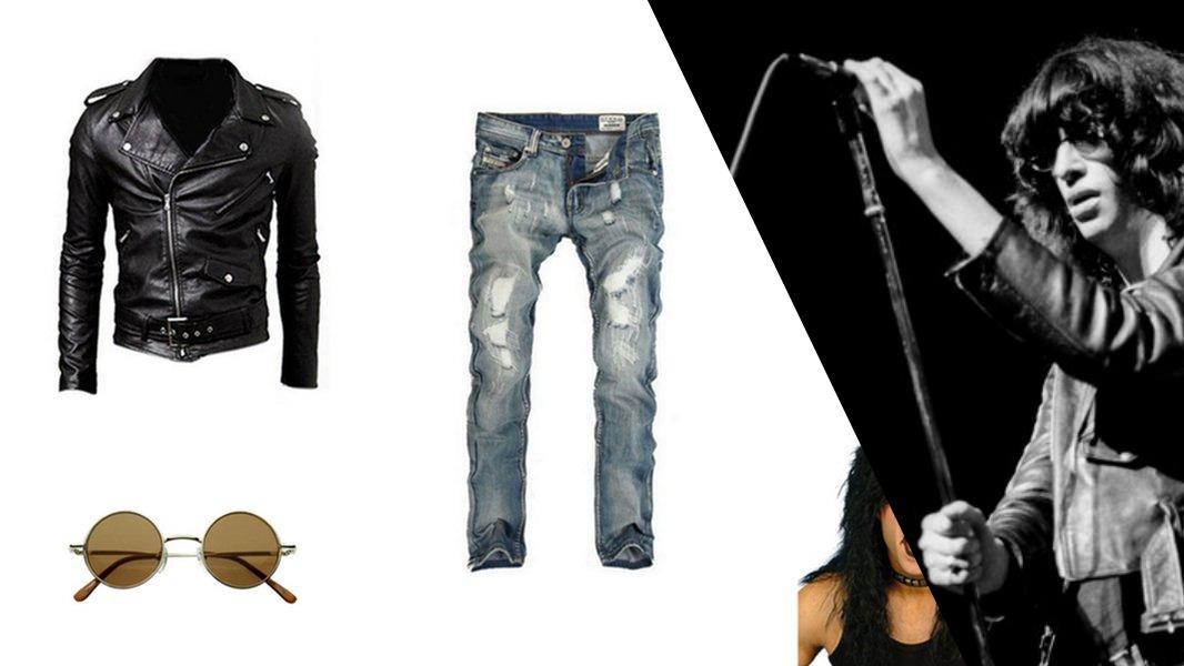 Joey Ramone Cosplay Tutorial