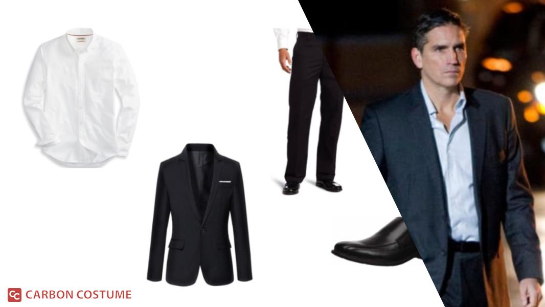 John Reese from Person of Interest Cosplay Tutorial
