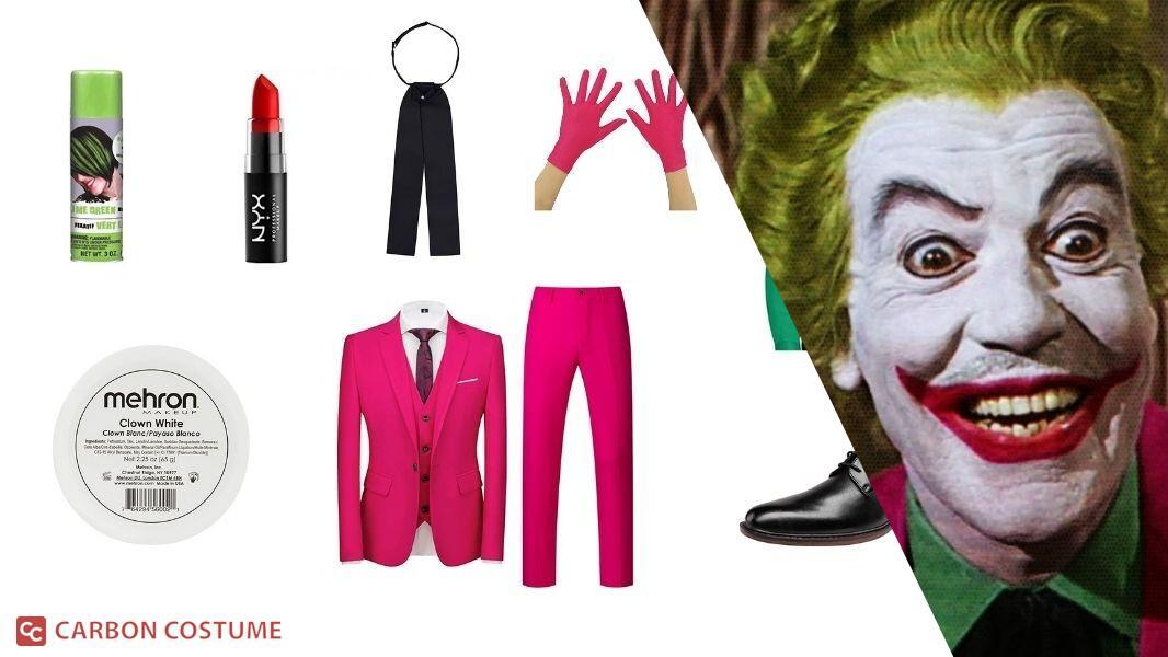 Joker (1966) Cosplay Tutorial
