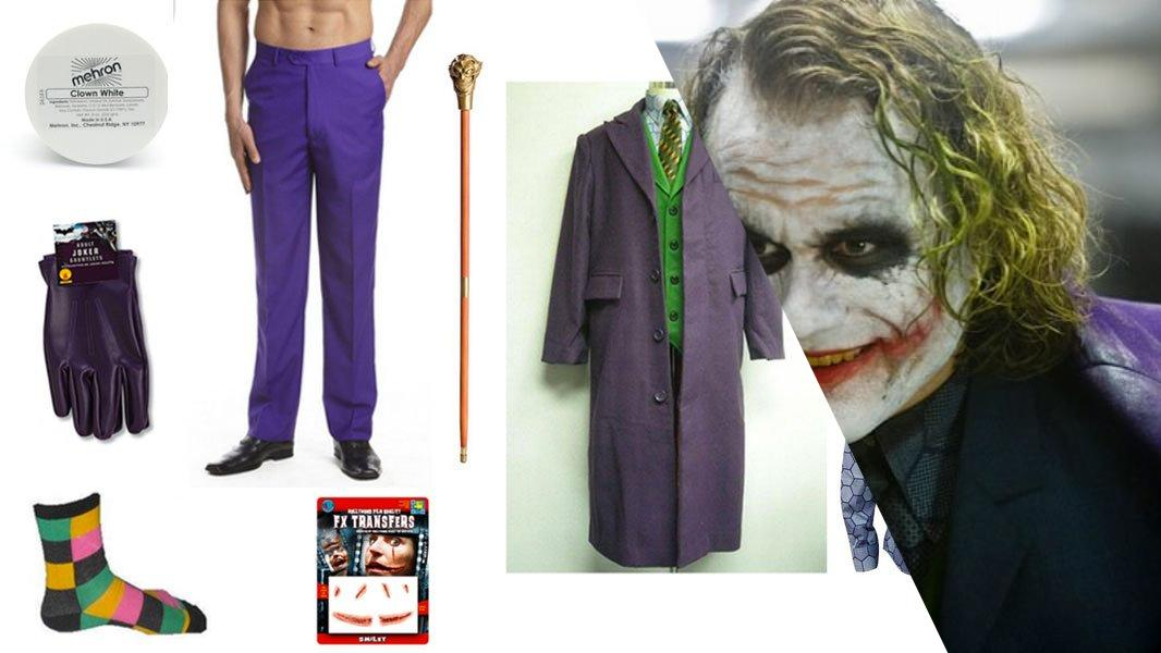 Joker Cosplay Tutorial