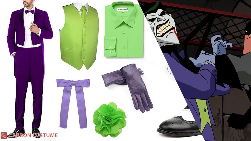 Joker from Batman Beyond: Return of the Joker Cosplay Tutorial