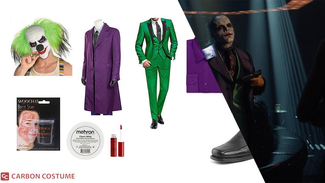 Joker from Gotham Cosplay Tutorial