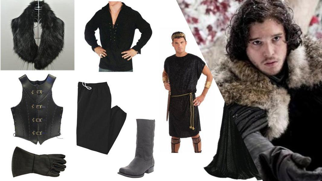 Jon Snow Cosplay Tutorial