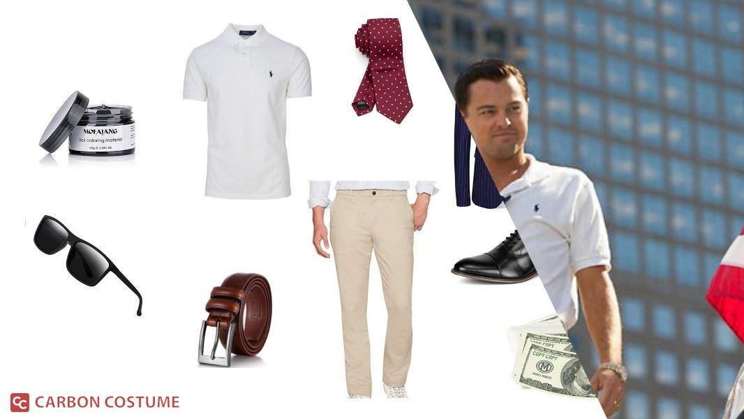 Jordan Belfort from The Wolf of Wall Street Cosplay Tutorial